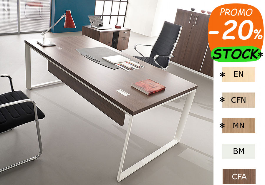 Bureau bois design contemporain deco bureau design contemporain