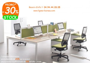 Bureau open space 4 personnes: open space cobureau. entrepreneur u